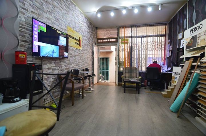 Nairobi PERGO® Design Centre Showroom.